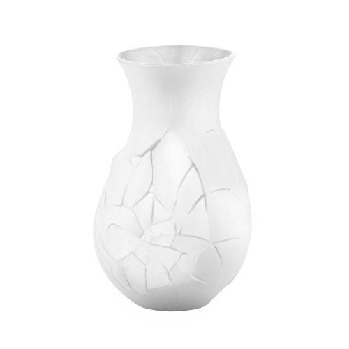 Rosenthal - VASE of Phases - Blumenvase - Porzellan - weiß Ø 26 cm