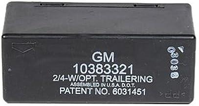 ACDelco 10383321 GM Original Equipment Hazard Warning and Turn Signal Flasher