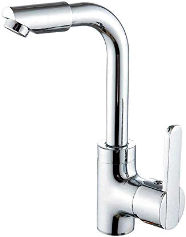 Washbasin Faucet redating Faucet Brass Chrome Sink Single Handle Washbasin Faucet