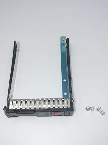 "StorageTekPro 727695-001 2.5"" SFF SAS SATA NVMe SSD Smart Drive Carrier Tray for HP Proliant Gen10 G10 Servers"