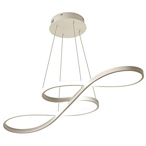 Lámparas de Techo Led Colgantes Marca HOMCOM
