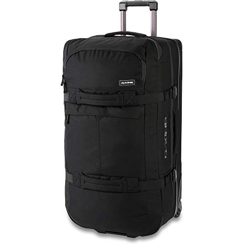 Dakine Split Roller Travel Luggage, Trolley and Sports Bag with Wheels and Telescopic Handle, 110 Litre