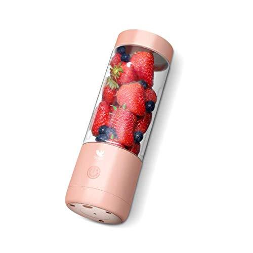 Liquidificador Mini portátil USB,rosa