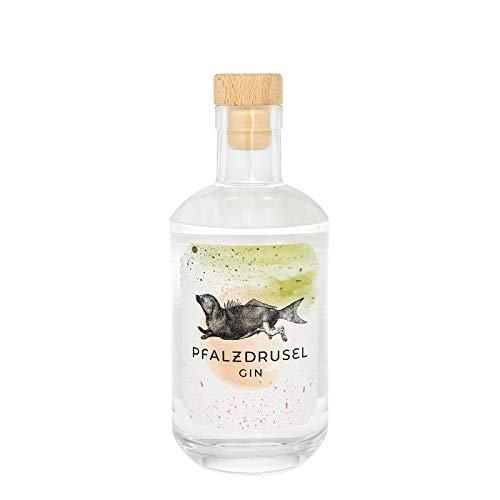 Pfalzdrusel Gin/aus der Pfalz/Bio [Brennessel Heidelbeere Fichtenspitzen Lavendel] handcraft (Flasche 0,5)