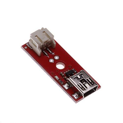 Yintiod LiPo Ladegerät Basic Mini USB 3.7v 500mA Lithium Ladegerät Chips Heiß