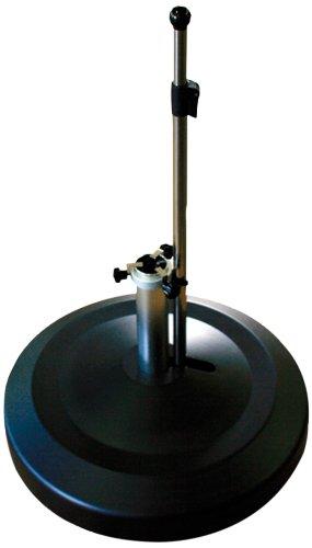 Liro 50-61-04 Schirmständer Maxi, Ständergestell aus Metall, Abdeckung aus Kunststoff, 60 kg, ø 60 cm, anthrazit