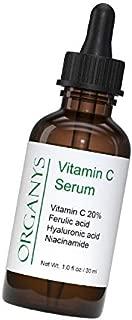 20% Vitamin C Serum Brightens Skin & Smooths Lines