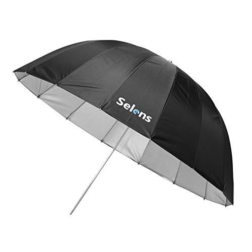 Selens 165cm 16 Varillas Paraguas...