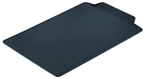 KUHN RIKON Colori+ Planche à découper Classique Noir 38 x 0,3 x 25,6 cm