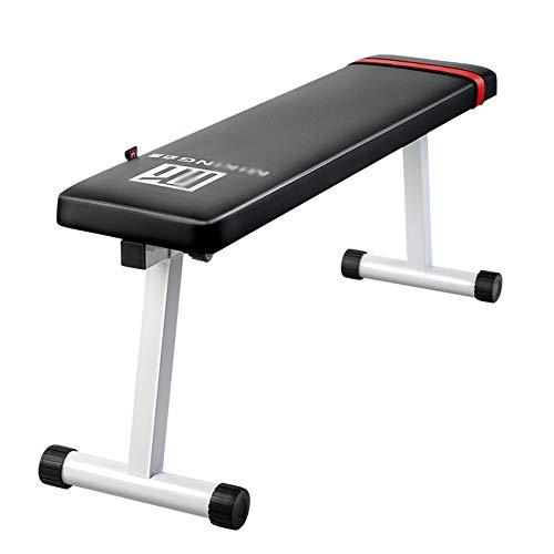 BLWX LY Multifunctionele platform oefening bijkeuken tafel met stalen frame, 440 pond maximale belasting, opvouwbaar