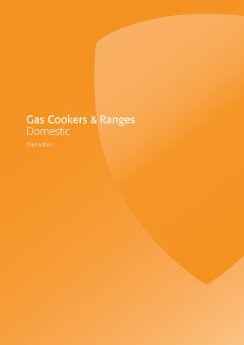 Gas Cookers & Ranges Domestic (Gas Installer Series – Domestic) (English Edition)