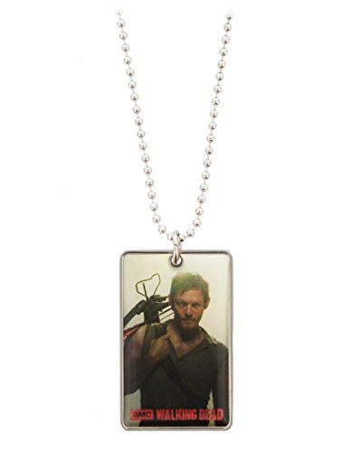 The Walking Dead - Dog Tag Erkennungsmarke mit Kette - Daryl Dixon