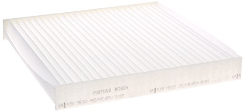 Bosch P3875WS / F00E369697 Workshop Cabin Air Filter For Select Acura CSX, ILX, MDX, RDX, RL, RLX, TL, TLX, TSX, ZDX, and Select Honda Accord, Civic, Crosstour, CR-V, Odyssey, Pilot, Ridgeline