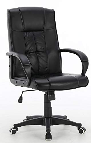 Millhouse Executive Office Chair, Durable and Stable, Height Adjustable...
