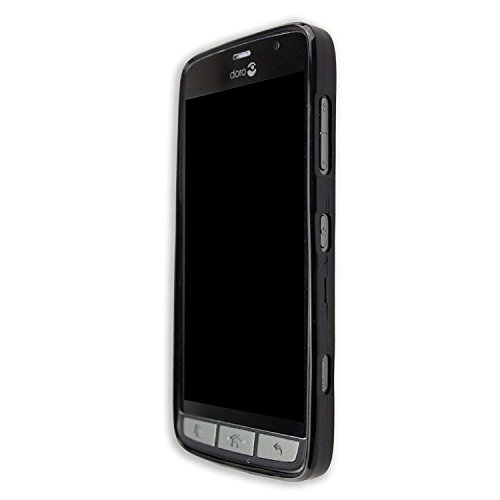 caseroxx TPU-Hülle für Doro Liberto 825/824, Handy Hülle Tasche (TPU-Hülle in schwarz)