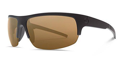 Electric Visual Tech One Pro Matte Black/OHM+Polarized Bronze Sunglasses