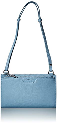 BOSS Taylor Mini Bag, Bolsa. para Mujer, Light/Pastel Blue455, Einheitsgröße