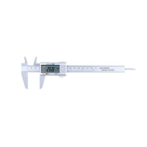 BESTOMZ Calibre Vernier Electronico Digital Micrómetro