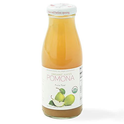 Pomona Organic Birnensaft, 8,4 Ounce (12er-Pack) Bio pur Birnensaft 8,4 Unzen