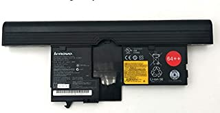 szquan New Genuine Battery Compatible with Lenovo ThinkPad X60 X61 Tablet 40Y8314 40Y8318 42T5209 42T5204 42T5206 42T5208 42T5251 14.4V 66WH
