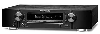 Sintoamplificatore A/V Slim-line 5.1, 85 Watt 6 ingressi e 1 uscita HDMi, incluso 1 ingresso sul pannello frontale Audyssey MultEQ/Dynamic EQ & volume Funzioni di rete AirPlay e Spotify Contenuto della confezione: sintoamplificatore A/V, telecomando,...