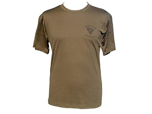Tee Shirt/T-Shirt 2° Rep Coolmax