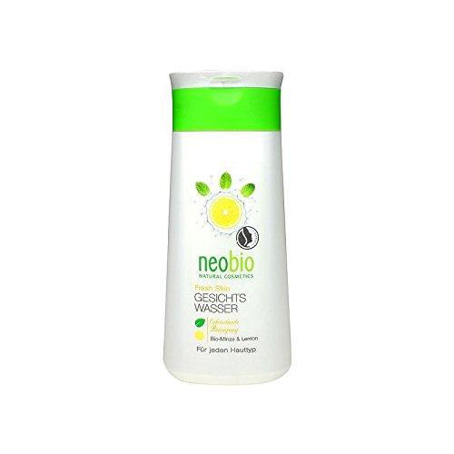 neobio Fresh Skin Gesichtswasser Minze & Lemon 150 ml