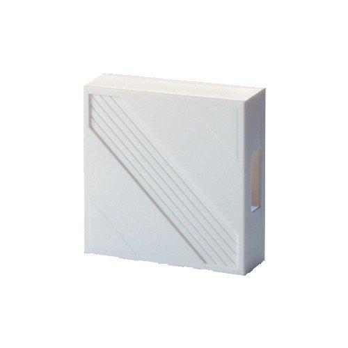 REV Ritter 0514906555 Doppelklang-Gong, 5 V, weiß