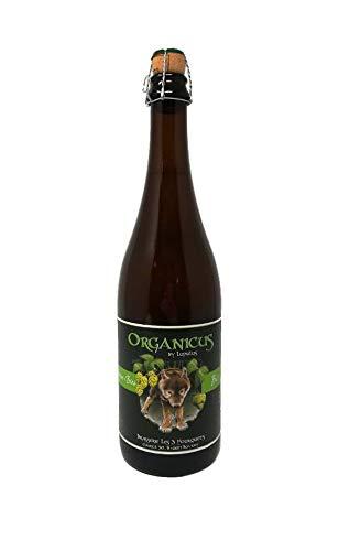 Bottiglia di birra Biologica Organicus By lupulus 75 cl