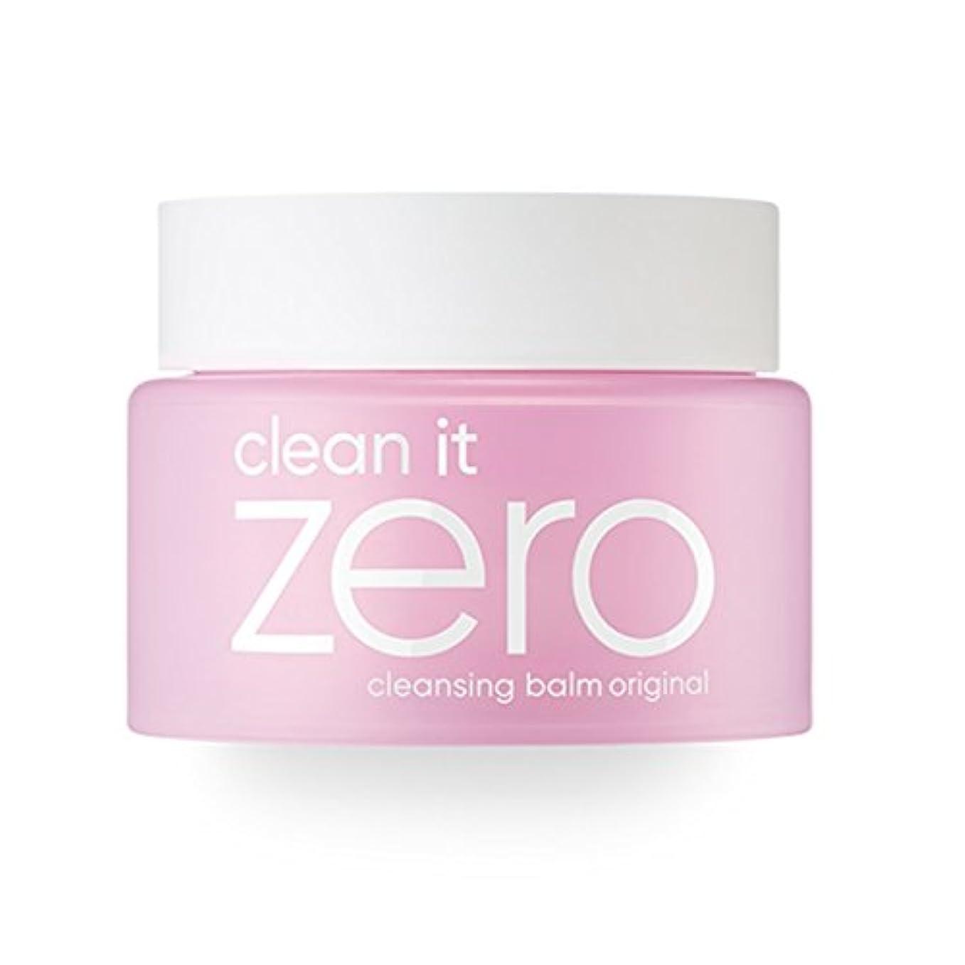 専門化するみすぼらしいスクレーパーBanila.co クリーン イット ゼロ クレンジングバーム オリジナル / Clean it Zero Cleansing Balm Original (100ml)
