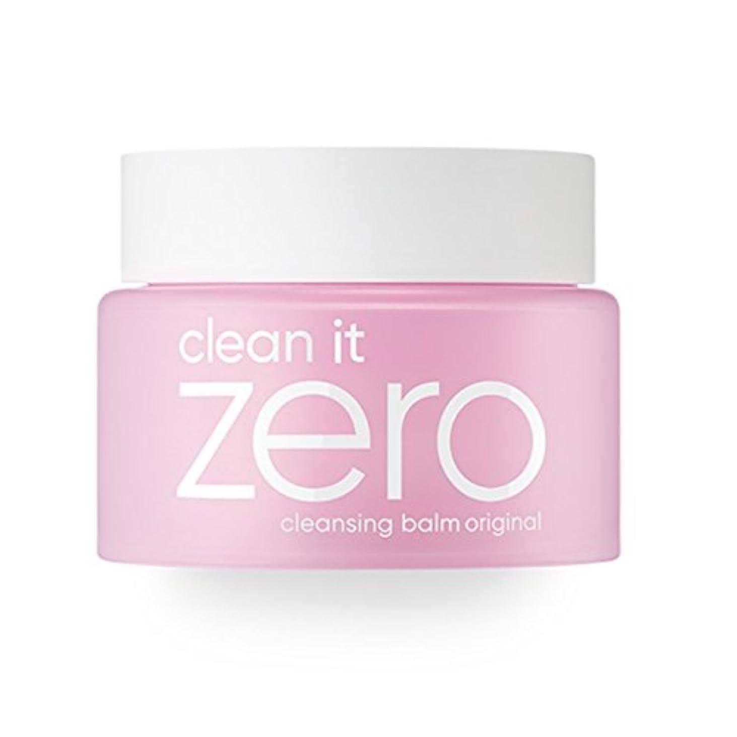 武器機構繊毛Banila.co クリーン イット ゼロ クレンジングバーム オリジナル / Clean it Zero Cleansing Balm Original (100ml)