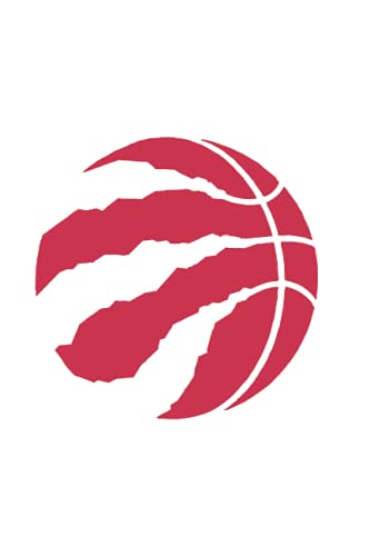 Toronto Raptors NBA Notebook: 120 Pages, Premium College-Lined Notebook for Work or School. - Elegant Notebook for Random Ideas/ Thoughts.