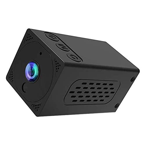 SFLRW Cámara de Seguridad inalámbrica, cámara WiFi Inicio Interior 1080p HD Pan/Inclinación/Zoom CAM Pan Wi-Fi Smart IP Cámara para bebé/Pet/Niñera, Detección de Movimiento, Vía de Audio de 2