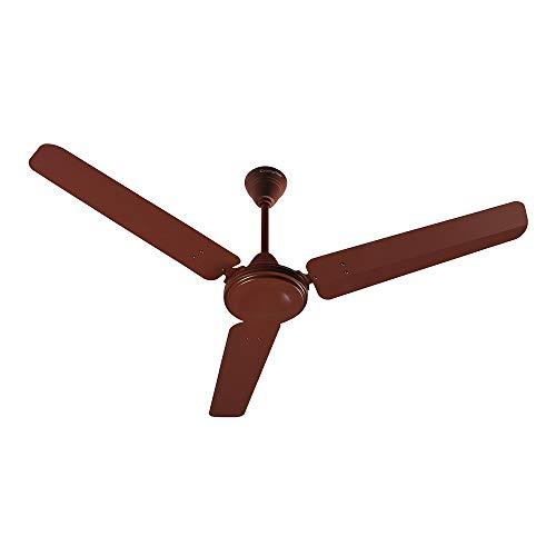 Crompton HS Plus High Speed Energy Efficient Ceiling Fan - 1200 mm (Brown)