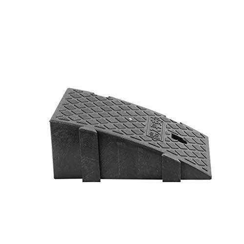 CSQ-Ramps Plastic Oprijplaten, multifunctionele Uphill Mat Dienst Ramps Maximale overspanning Non-slip Helling Pad Ramps for rolstoelen Curb Ramps (Size : B-38.5 * 24.5 * 15.5cm)