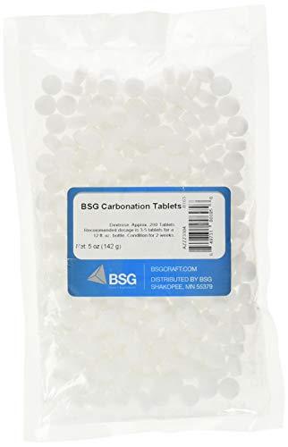 BSG Carbonation Tablets
