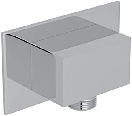 Rohl 1795APC C7299Pn 1795 Modern Hand Shower Wall Outlet, Polished Chrome by Rohl