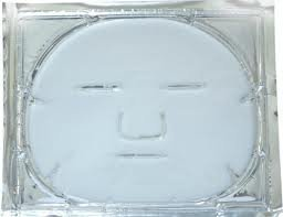 New Crystal White Powder Gel Collagen Face Facial Mask Masks Sheet Patch,...