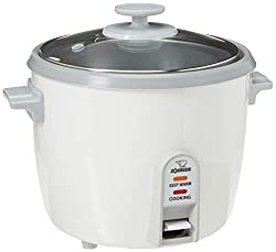 cheap Zojirushi NHS-10 Rice Cooker 6 cups (uncooked)