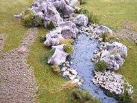 Felsen für den Landschaftsbau, 500 Gramm