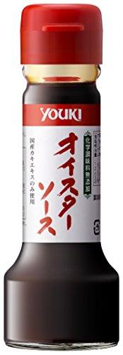 ユウキ食品 ユウキ 化学調味料無添加 オイスターソース 瓶75g [0166]