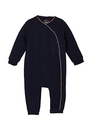 s.Oliver Junior Baby-Mädchen 405.12.012.20.201.2056520 Overall, Blau(5952), 86