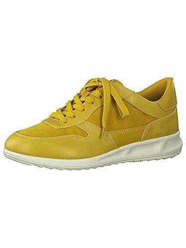 Tamaris Damen 1-1-23625-25 684 Sneaker Removable Sock
