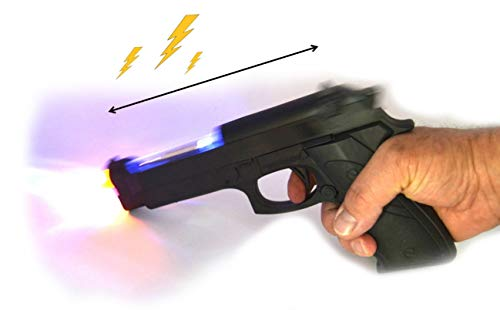 VENTURA TRADING Pistola de Juguete Pistola Desert Eagle con Luces de Sonido y vibración. Pistola de Juguete Pistola de Juguete Arma Militar Pistola de fricción Sonido y Luces