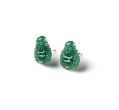 Buddha Stud Earrings