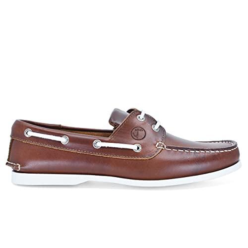 Zapatos Náuticos Seajure Silistar Cuero Marrón (Numeric_41)