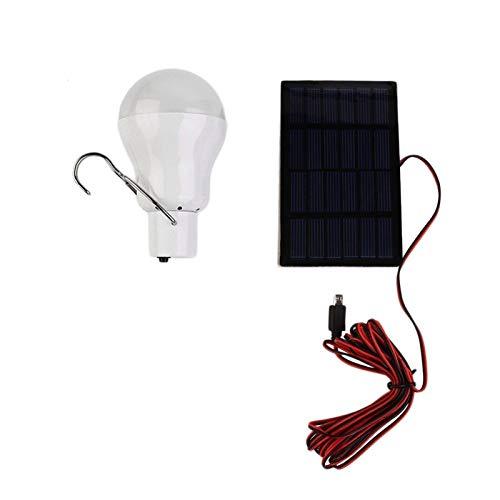 RH-HPC 20W 150LM portátil Bombilla LED Solar energía Solar luz accionada Charged Carpa lámpara de energía Solar al Aire Libre de iluminación del Campo
