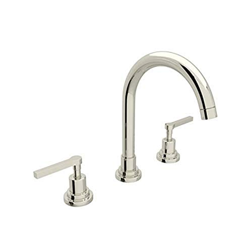 ROHL A2208LMPN-2 LAVATORY FAUCETS, 1.5 GALLON PER MINUTE, Polished Nickel