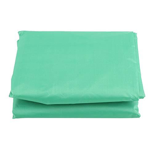 Zunate Bovenste hoes voor schommelstoel, vervanghoezen voor overkappingen, stofhoezen voor overkappingen, waterdicht van Oxford, weer- / water- / zonbestendig voor terras en tuin groen
