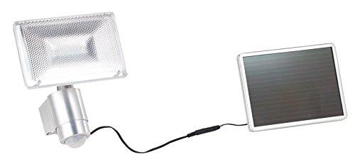 Projecteur à LED solaire avec détecteur de mouvement PIR - 1000 lm